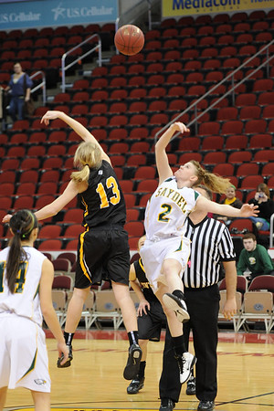 Girls Varsity Basketball - Winterset 2011-2012 054