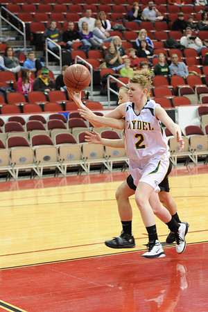 Girls Varsity Basketball - Winterset 2011-2012 070