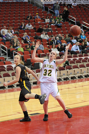 Girls Varsity Basketball - Winterset 2011-2012 073