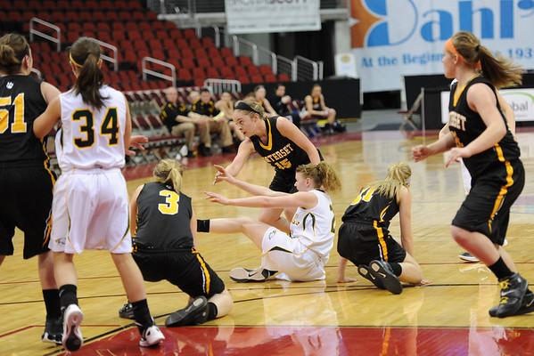 Girls Varsity Basketball - Winterset 2011-2012 137