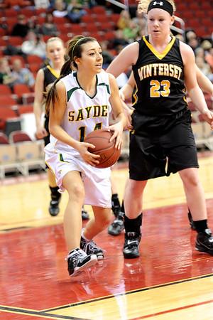 Girls Varsity Basketball - Winterset 2011-2012 082