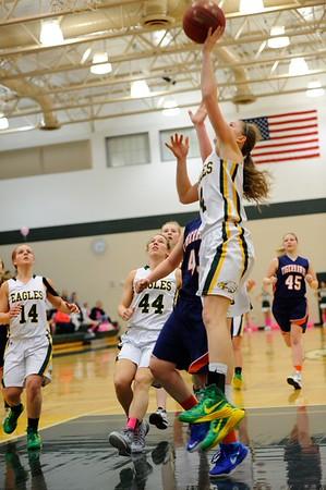 Girls Basketball - Colfax Mingo 2015 098