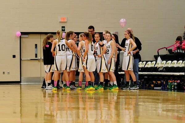 Girls Basketball - Colfax Mingo 2015 100