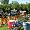 Saydel Football Green & Gold Game 2011 001
