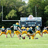 Saydel Football Green & Gold Game 2011 147