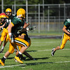 Saydel Football Green & Gold Game 2011 021