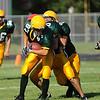 Saydel Football Green & Gold Game 2011 017