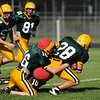Saydel Football Green & Gold Game 2011 022