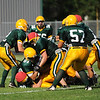 Saydel Football Green & Gold Game 2011 018