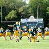 Saydel Football Green & Gold Game 2011 150
