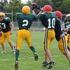 Saydel Football Green & Gold Game 2011 157