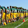 Saydel Football Green & Gold Game 2011 009
