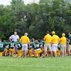 Saydel Football Green & Gold Game 2011 163