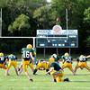Saydel Football Green & Gold Game 2011 139