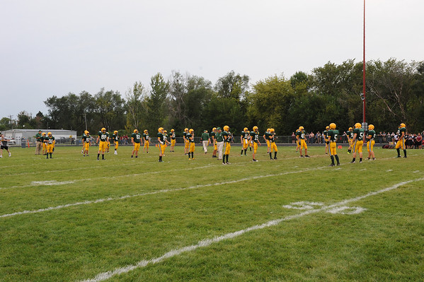 Varsity Football -  Clarke 2012 204
