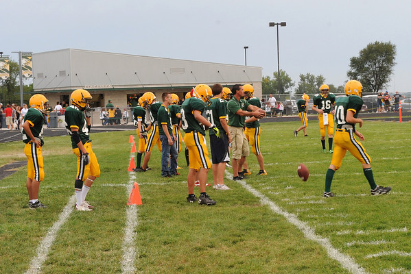 Varsity Football -  Clarke 2012 206