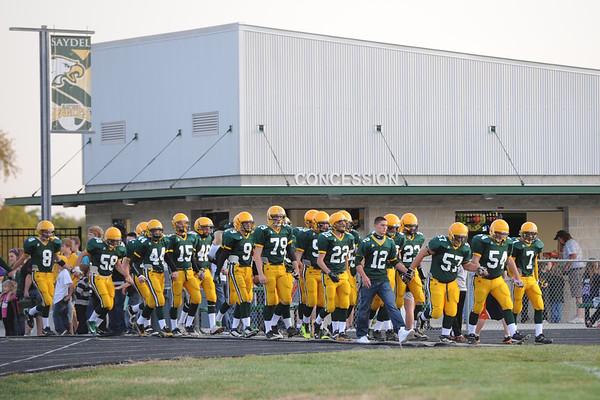 Varsity Football -  Grinnell 2012 001