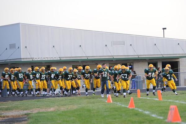 Varsity Football -  Grinnell 2012 002