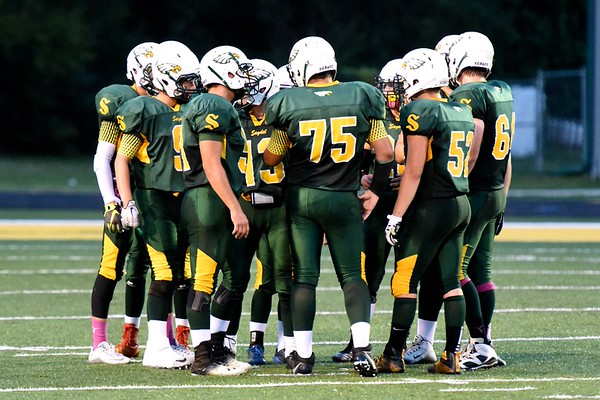 Saydel Varsity Football -  Nevada 2015 079