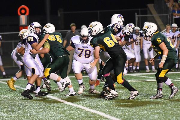 Saydel Varsity Football -  Nevada 2015 182