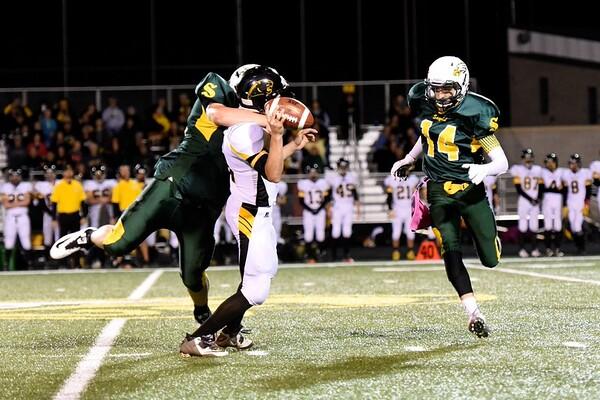 Saydel Varsity Football -  Knoxville 2015 139
