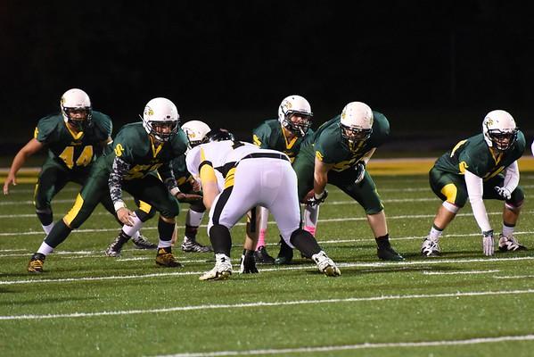 Saydel Varsity Football -  Knoxville 2015 081