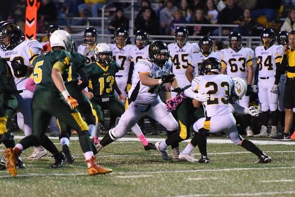 Saydel Varsity Football -  Knoxville 2015 071