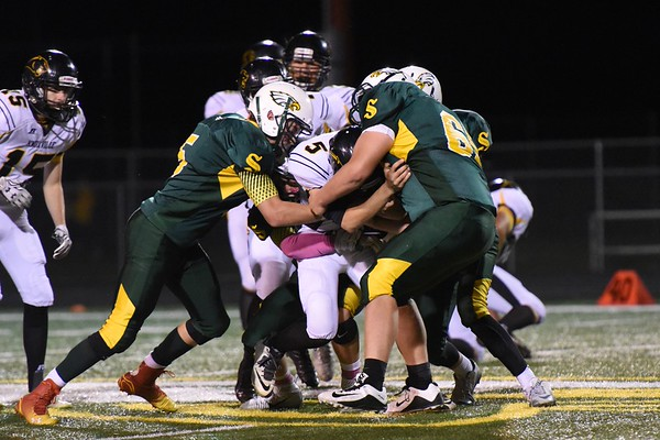 Saydel Varsity Football -  Knoxville 2015 226