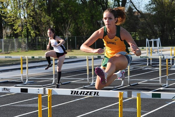 Girls Track @ Saydel 2015 044