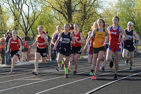 Girls Track @ Saydel 2015 206