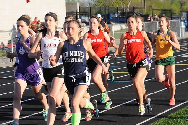 Girls Track @ Saydel 2015 246