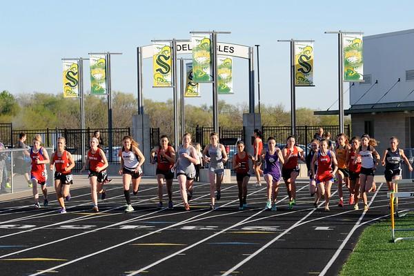 Girls Track @ Saydel 2015 245