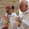 Fr. Quang and Fr. John