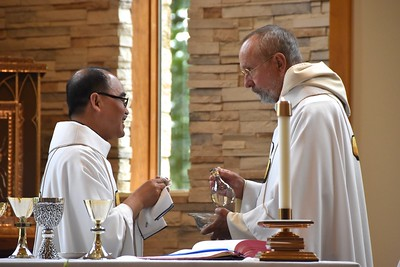 Fr. Quang and Fr. Byron