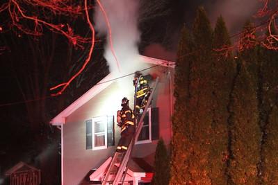 2 Alarm+ Dwelling Fire - 20 Bloomfield Drive, Fairfield, CT - 11/18/20