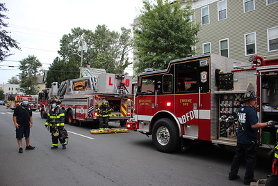 Apartment Fire - 1408 Stratford Ave. Bridgeport, CT - 9/24/2020