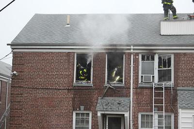Apartment Fire - 901 William St. Bridgeport, CT - 12/12/2020