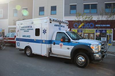 Apparatus Shoot - Ansonia Rescue Medical Services