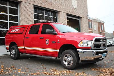Apparatus shoot - Stratford Fire Department