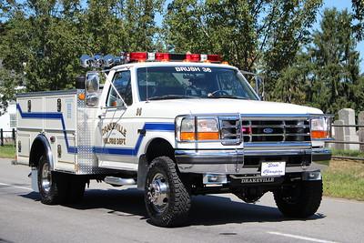 Apparatus Shoot - Drakeville Fire Department