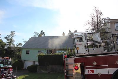 Attic Fire - 31-33 Sampson St, Bridgeport, CT - 9/7/20