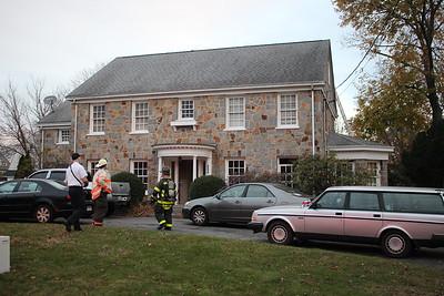 Chimney fire - 600 Brooklawn Ave. Bridgeport, CT - 11/21/2020
