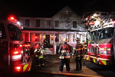 House Fire - 10 Narrow St. Fairfield, CT - 11/26/2020