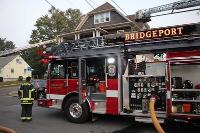House fire - 445 Burnsford Ave, Bridgeport, CT - 10/10/2020