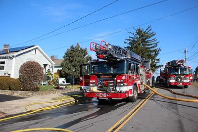 Kitchen Fire - 874 Queen St. Bridgeport, CT - 12/28/2020