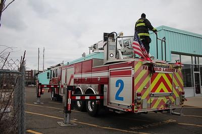 Odor of Smoke - 111 Black Rock Tpk, Fairfield, CT - 1/19/21
