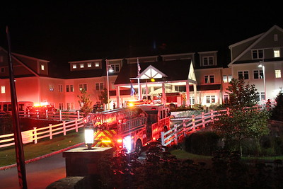 Structure Fire - 448 Mill Plain Rd, Fairfield, CT - 10/27/2020