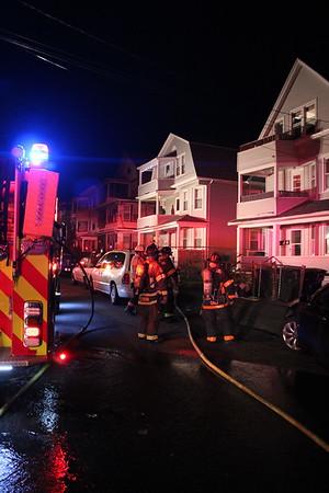 Structure Fire - 52 Waldorf Ave. Bridgeport, CT - 12/29/2020