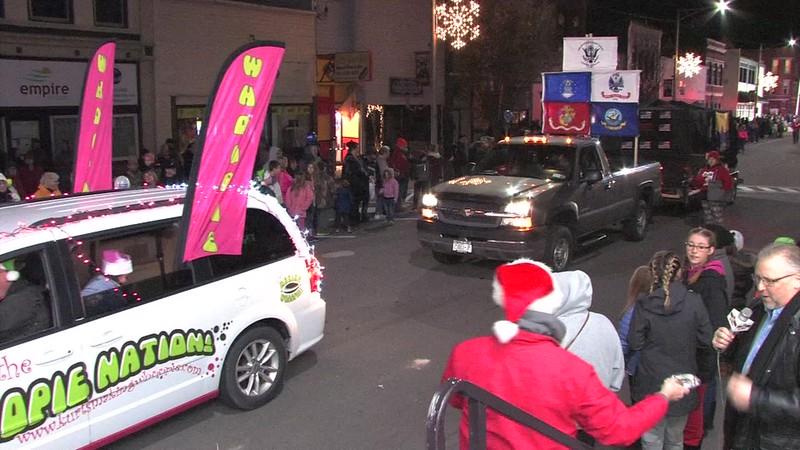 2017 Sayre Christmas Parade Part 3/3