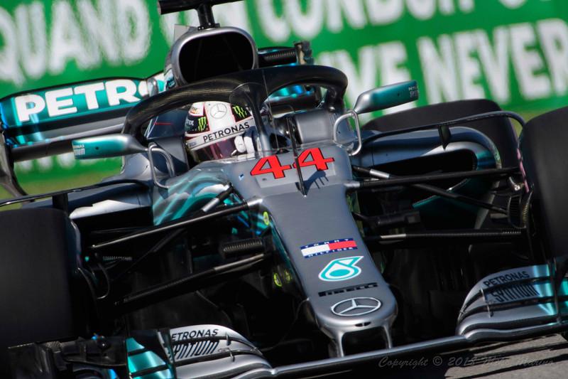 2018 FIA Formula 1 Grand Prix of Canada